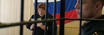 Бывшего оперуполномоченного арестовали в зале Курганского городского суда