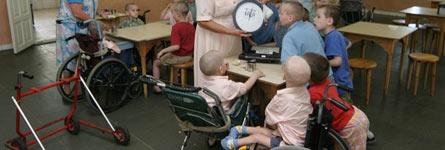 Для организации обучения детей-инвалидов в Курганской области выделили 88 млн. рублей