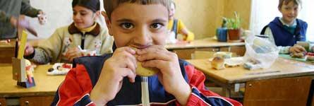 На питание 6,5 тыс. школьников в Кургане выделили 18 млн. рублей