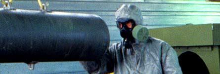 В Курганской области уничтожили почти все химическое оружие
