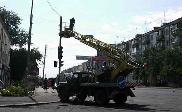 В Кургане поставят новые светофоры и обновят старые