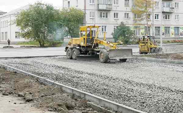 В Кургане ремонт улицы Ленина обойдется в 15 миллионов рублей