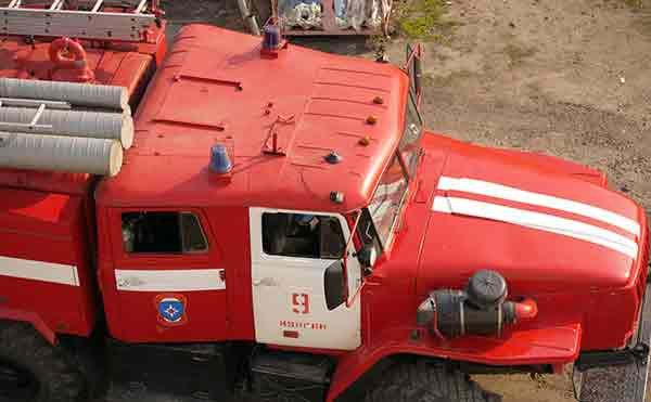 Зауралье закупит 12 новых пожарных машин