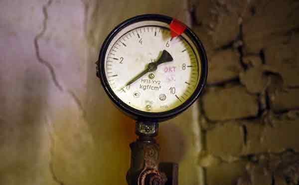 В Кургане на 10 дней отключат горячую воду