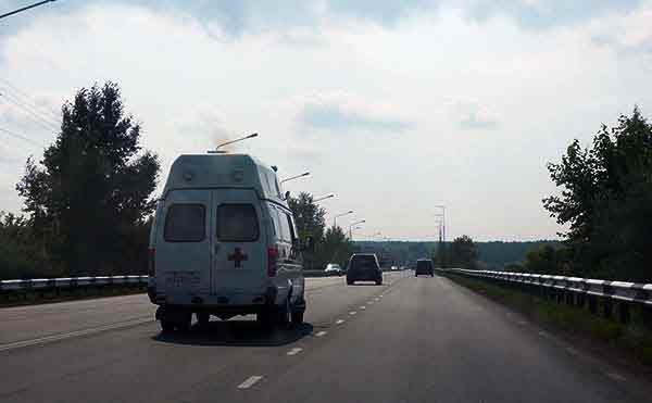 В Юргамыше в ДТП погиб пассажир мотоцикла