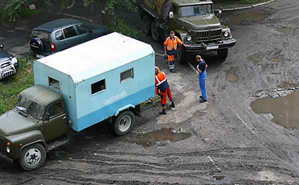 Часть Кургана останется без воды на выходные