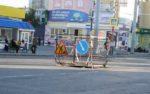 В Кургане центральная улица продолжает проваливаться под землю