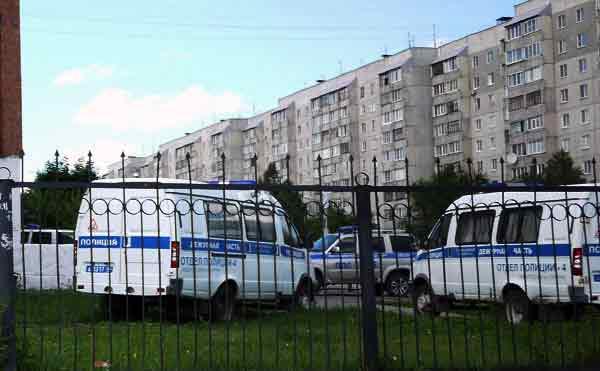 В Кургане раскрыли квартирную кражу в доме по улице Куйбышева