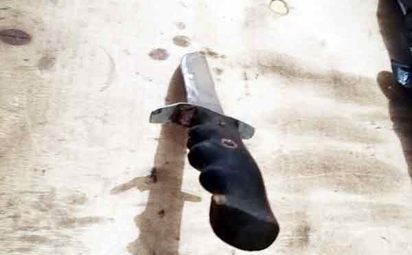 В Курганской области мужчина выжил после 20 ударов ножом
