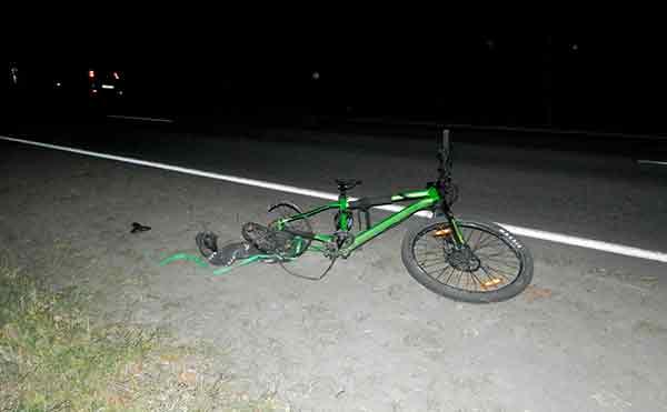 В Зауралье под колесами иномарки погиб велосипедист