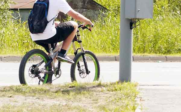 В Зауралье водитель отправился в колонию за сбитого велосипедиста