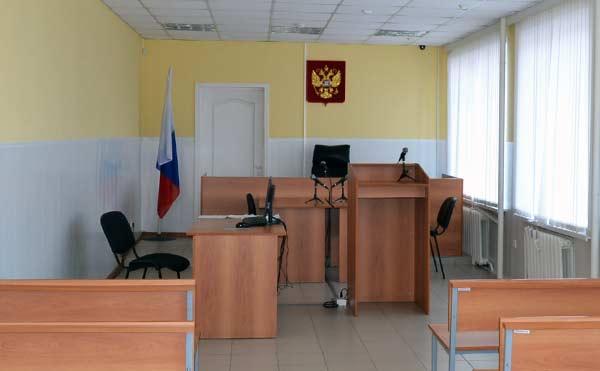 Председатель Шадринского районного суда ушел в отставку