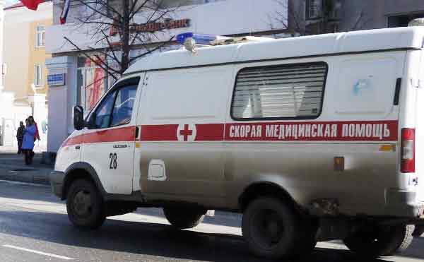 В Кургане пассажирка «LEXUS» получила травму в ДТП на Омской