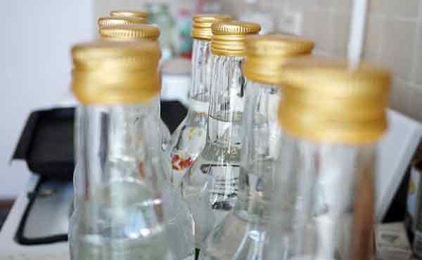 В Кургане злоумышленники грабили алкогольные магазины