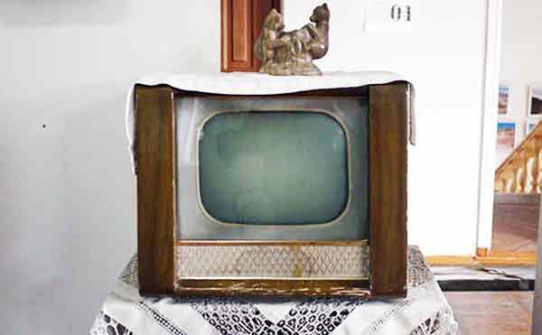 В Курганской области из ревности украли телевизор