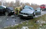 В Курганской области один человек погиб в ДТП в Щучанском районе. Видео.