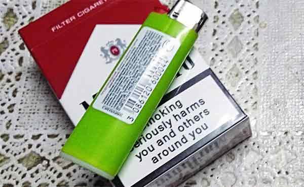 В Курганской области уничтожат 771 пачку немаркированных сигарет