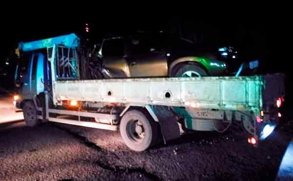 В Шумихе нетрезвый водитель устроил ДТП в центре города