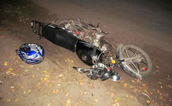 Житель Курганской области отправился в колонию и заплатит 200 000 за ДТП с мотоциклом