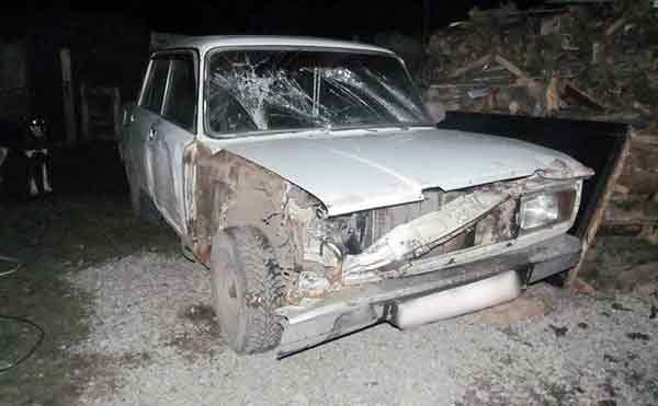 Курганец приехал занять денег у отчима и угнал автомобиль