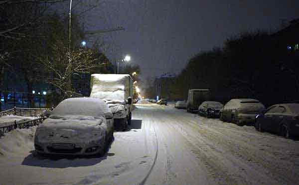Снег с курганских улиц и дворов будут вывозить в Зайково