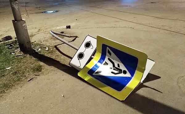 В Кургане на трассе «Иртыш» под колесами иномарки погиб мужчина