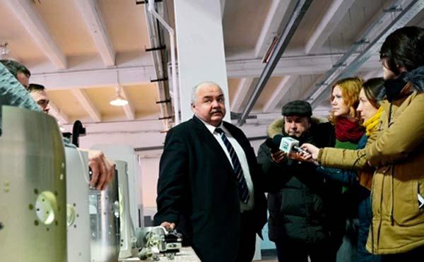 В Кургане пройдут похороны члена совета директоров «Курганприбора» Николая Дерягина