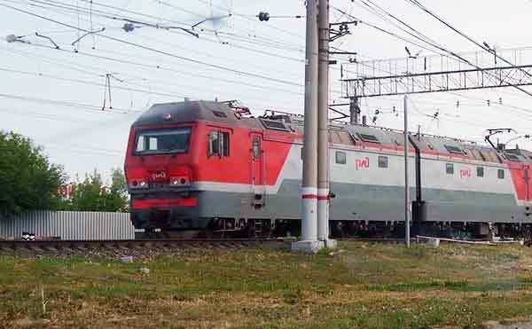 В Кургане с поезда сняли пьяного дебошира и матерщинника