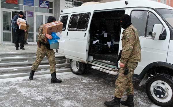 В Кургане сожгли в кочегарке больше трех килограммов наркотиков