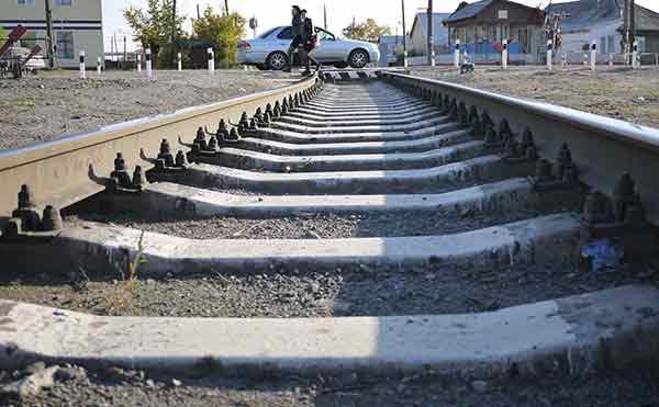 В Курганской области на железной дороге с начала года пострадали 18 человек