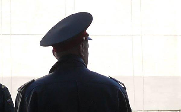 В Курганской области осужден мужчина, напавший на замначальника полиции