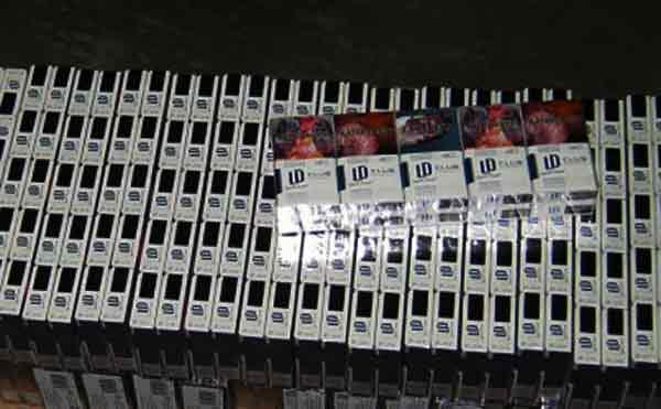 В Курганской области уничтожат 96 тысяч пачек сигарет без маркировки