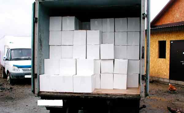 В Зауралье за неделю изъяли 11 тысяч единиц алкогольной продукции