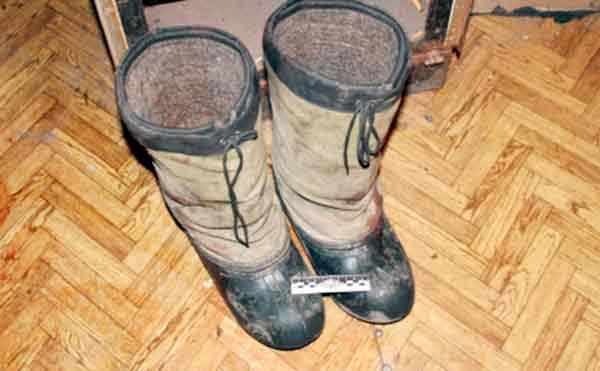 Житель Курганской области забил знакомую из ревности рыбацкими сапогами
