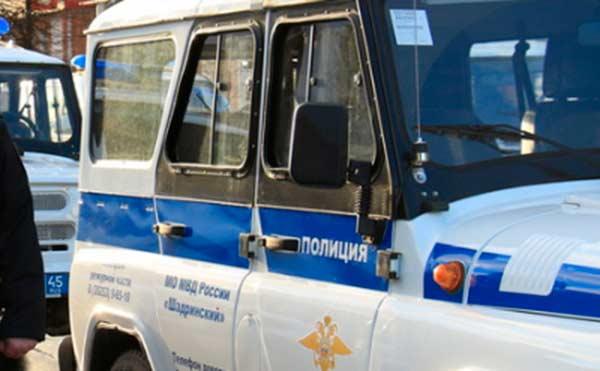 Курганца будут судить за удар полицейскому в глаз