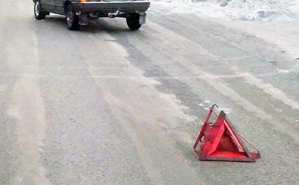 Курганцев предупредили об ухудшении видимости на дорогах