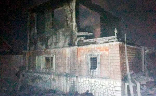 В Кургане 62-летний пенсионер погиб во время пожара