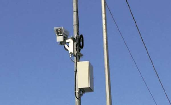 В Кургане на дорогах появятся 11 новых камер фотовидеофиксации
