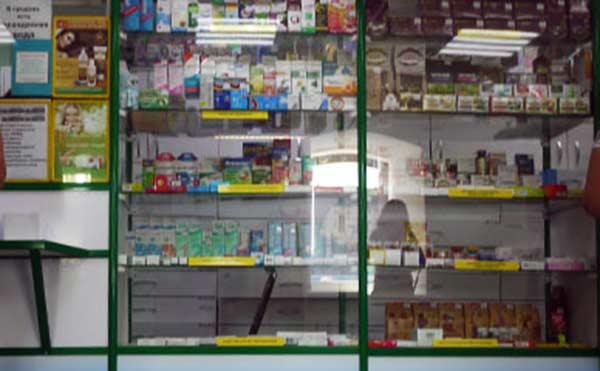 В Кургане задержан грабитель, устроивший налет на аптеку