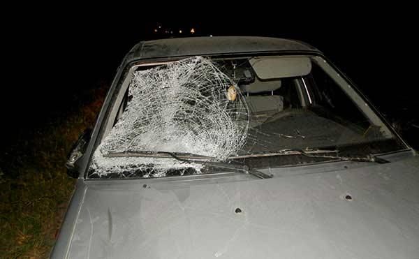 В Кургане женщина попала под колеса ВАЗа и сломала позвоночник