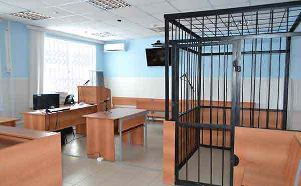 В Курганской области грабитель оскорбил полицейского