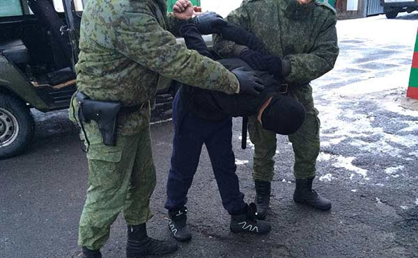 В Курганской области задержан иностранец, находящийся в федеральном розыске