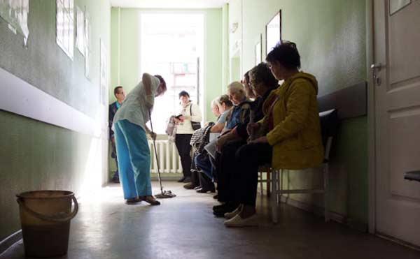 В Зауралье за неделю ОРВИ заболели 4861 человек