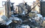 В Курганской области убийца односельчанина сжег дом, чтобы замести следы