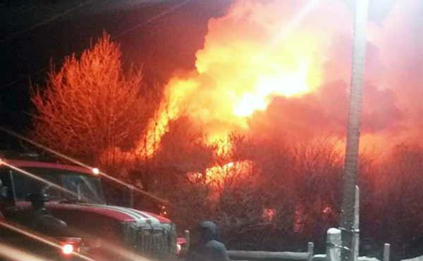В Курганской области в праздники случилось 15 пожаров
