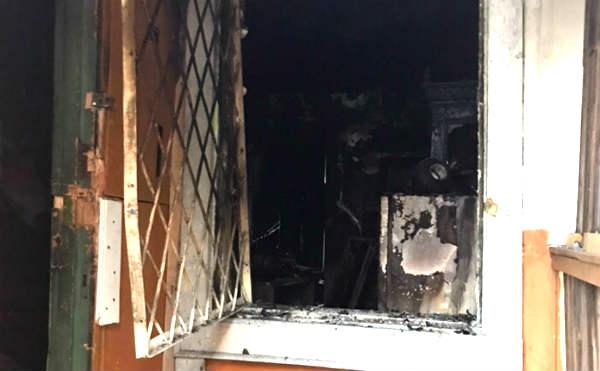 В Шадринске во время пожара погиб мужчина, еще один в больнице