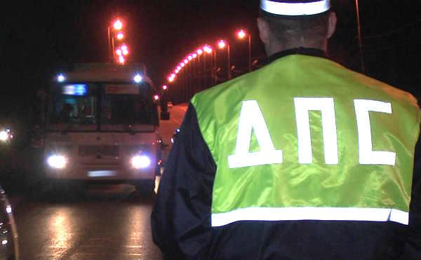 В Зауралье перед новым годом задержали 24 нетрезвых водителя