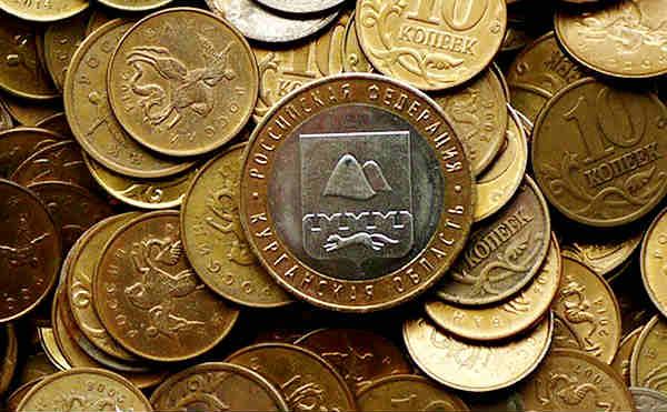 Власти Кургана берут кредит на 220 миллионов рублей