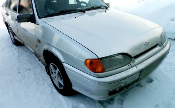В Курганской области пьяный гость угнал машину у спящего хозяина