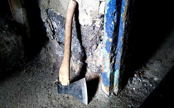 В Курганской области работник убил фермера топором